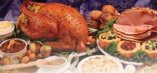 Traditional Thanksgiving Feast at The Crossing Resort