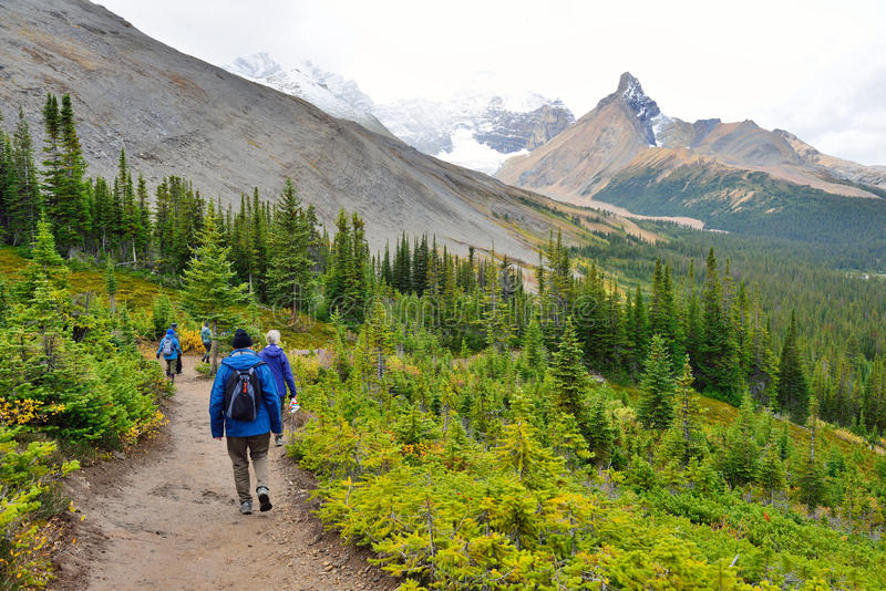 September Hiking Tips - Canadian Rockies